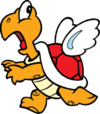 Image of Koopa Paratroopa from Iwata Asks