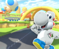 MKT Icon ToadCircuitR3DS WhiteYoshi.png
