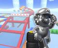 SNES Vanilla Lake 1R/T from Mario Kart Tour