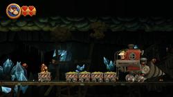 The Mole Train