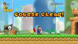 NSMBW Mario Level Complete Screenshot.png