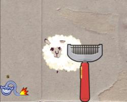 Shear Terror in WarioWare: Smooth Moves.