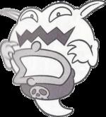 Zenisukī from Wario Land: Super Mario Land 3.