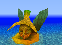 This is Banana Fairy Island