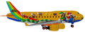 MK8 Sunshine Airport Plane Flying Plane Model Side 2.png