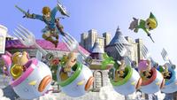 Classic Mode Challenge 7 of Super Smash Bros. Ultimate
