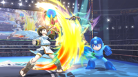 Upperdash Arm in Super Smash Bros. for Wii U