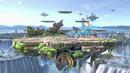 Big Battlefield stage in Super Smash Bros. Ultimate
