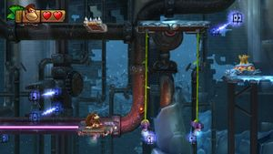 Frozen Frenzy from Donkey Kong Country: Tropical Freeze