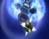 Donkey Kong performing his Mega Strike in Mario Strikers Charged