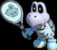 Dry Bones in Mario Tennis Aces