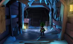 The Prospector's Crossing segment from Luigi's Mansion: Dark Moon.