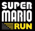 Final logo for Super Mario Run