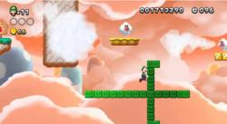 Three-Headed Snake Block from New Super Luigi U.