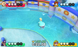 Later Skater from Mario Party: The Top 100