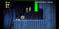 Final Star Coin in Crooked Cavern