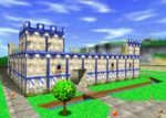 Smokey Castle, from Diddy Kong Racing.