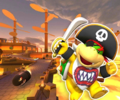 DS Airship Fortress from Mario Kart Tour