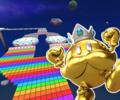 RMX Rainbow Road 2R from Mario Kart Tour