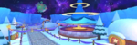 3DS Rosalina's Ice World from Mario Kart Tour