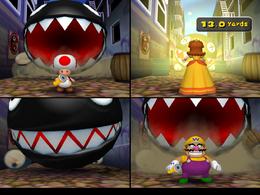 Night Light Fright from Mario Party 5