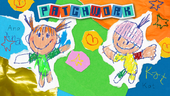 Patchwork title screen