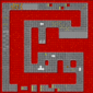 SMK Bowser Castle 2 Overhead Map.png