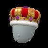 "The ""Royal Crown"" Mii headwear"