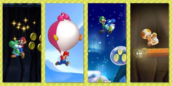 Banner for a Play Nintendo opinion poll on Yoshis from New Super Mario Bros. U Deluxe. Original filename: <tt>2x1_NSMBUDeluxe_poll3_FYsXnX3.0290fa98.jpg</tt>