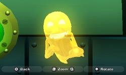 Gold Greenie