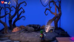 Studio 1: Horror Set from Luigi's Mansion 3