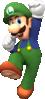 Luigi (Classic) from Mario Kart Tour