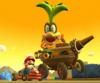 Luigi Cup Challenge from the Valentine's Tour of Mario Kart Tour