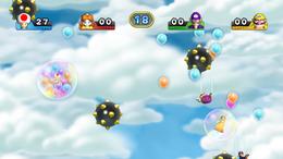 Bumper Bubbles from Mario Party 9