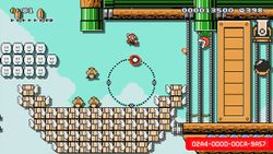 User-created level from Nintendo of Europe's Weekly Course Collection