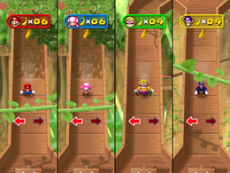 Peel Out from Mario Party 7