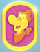 A Plessie Medal in Bowser's Fury.