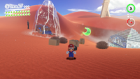 The eighteenth Power Moon of the Sand Kingdom.