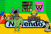 Part of 9-Volt and 18-Volt's story in WarioWare: Twisted!