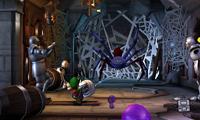 Confront the Source from Luigi's Mansion: Dark Moon