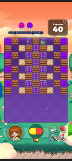 Stage 576 from Dr. Mario World
