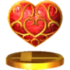 Heart Container trophy
