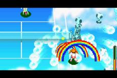 Ace using the Rainbow Save.