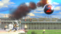Challenge 124 from the thirteenth row of Super Smash Bros. for Wii U