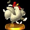 Cucco trophy