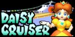 The logo for Daisy Cruiser, from Mario Kart: Double Dash!!