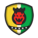Bowser's emblem from soccer from Mario Sports Superstars