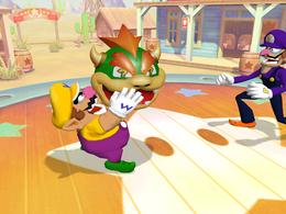 Head Waiter from Mario Party 5