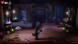 Room 508 from Luigi's Mansion 3