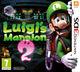 European box of Luigi's Mansion: Dark Moon